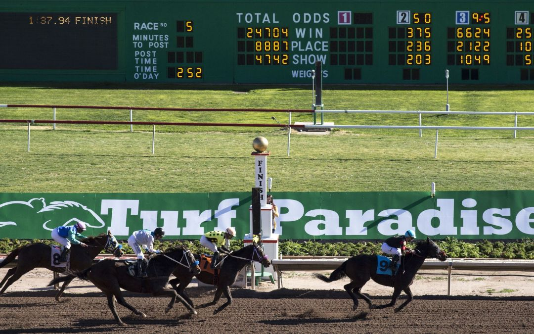 Arizona commissioner exits meeting to block Turf Paradise licensing vote