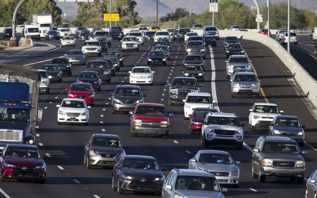 Overnight closures planned Phoenix's Interstate 10 tunnel this weekend
