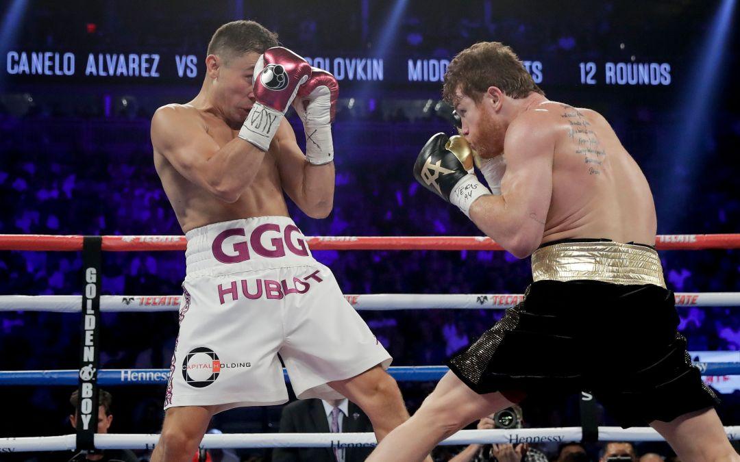 Canelo Alvarez beats Gennady Golovkin by majority decision