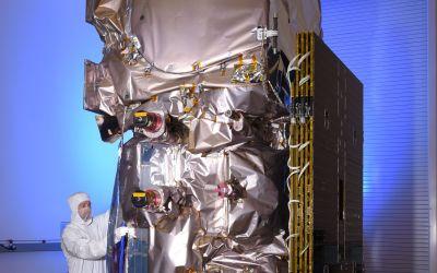 Arizona-built NASA satellite to study ice thickness