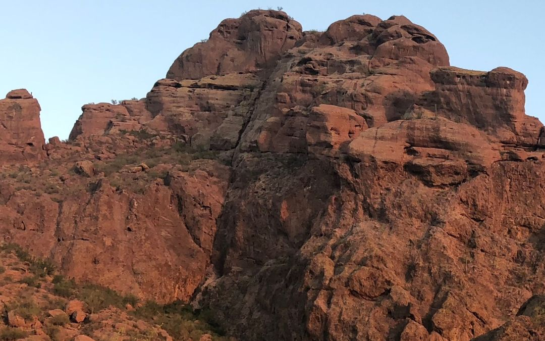 Man Hiking Camelback Mountain Dies Apparently Fell From