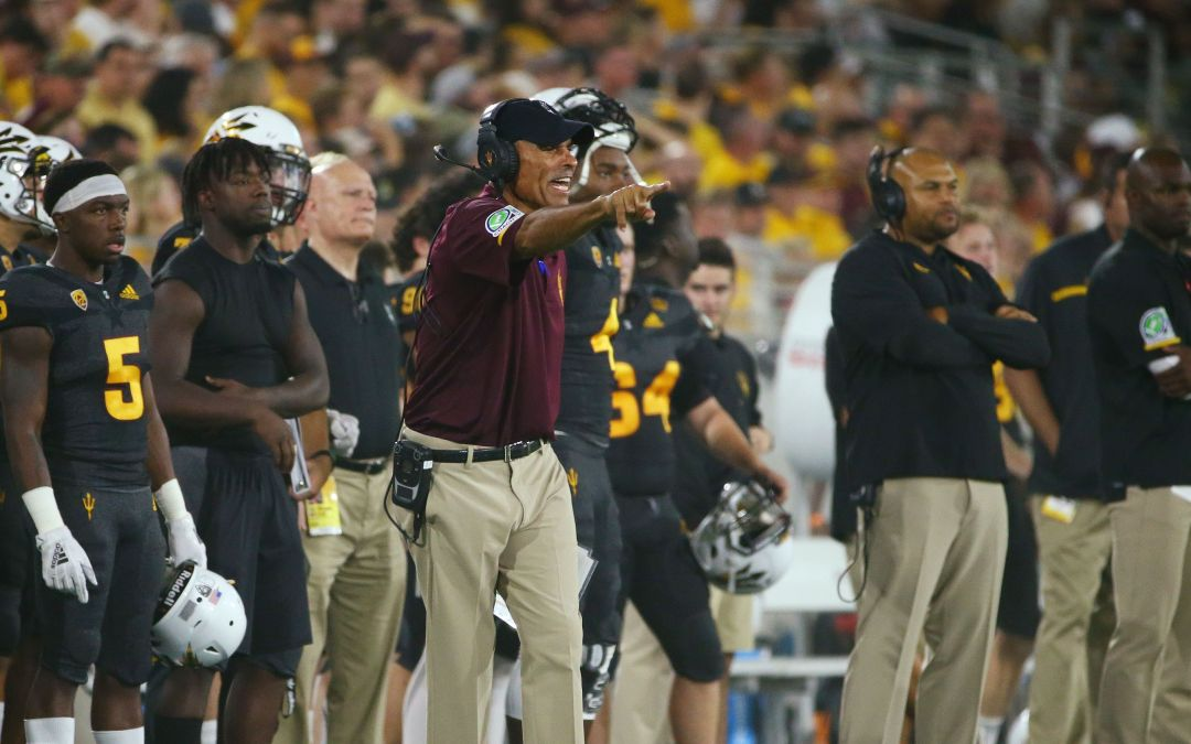 Can ASU win in second half of the season by relying on the run?