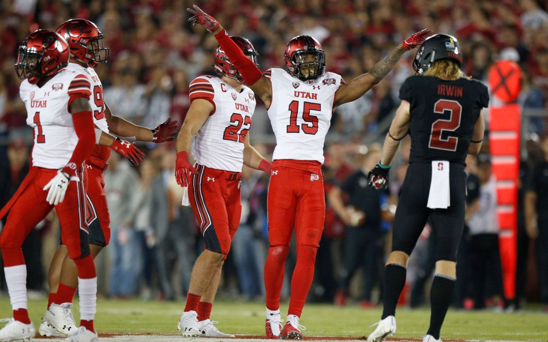 Utah's run defense stifling opponents on the ground, eyes Arizona next