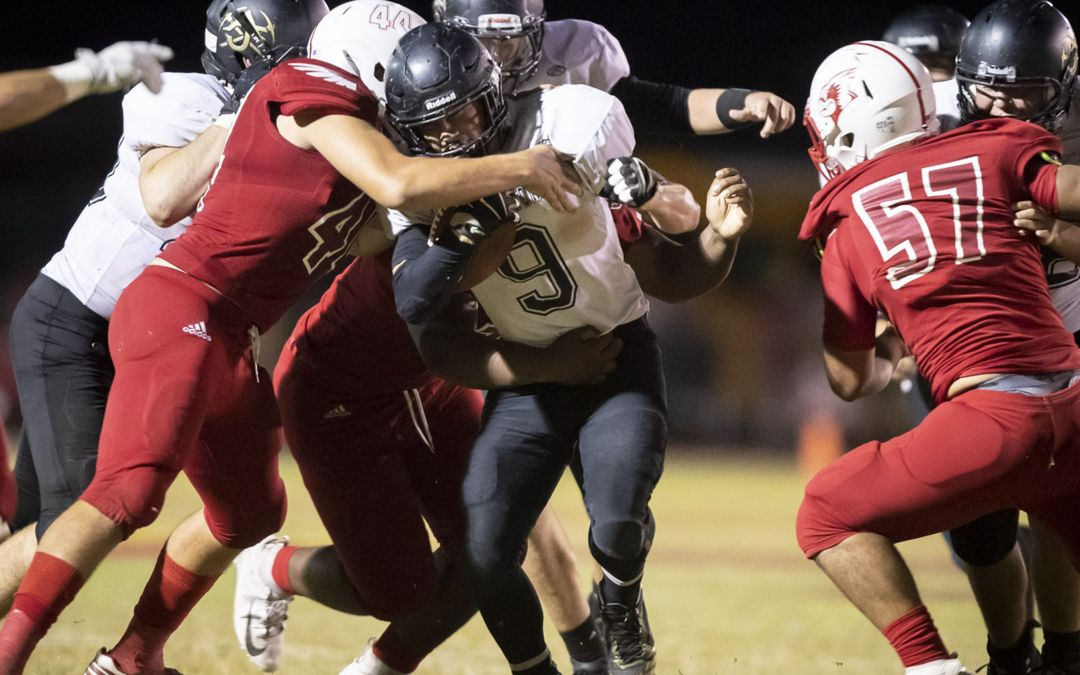 Apache Junction rallies late to hand Glendale its first loss of the season