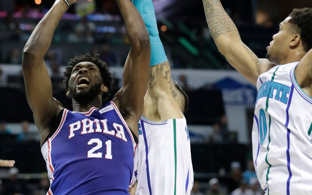 Phoenix Suns trying to duplicate Philadelphia 76ers rebuild process