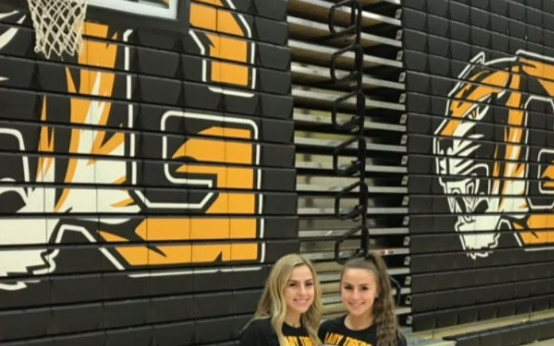 Gilbert twins Haley and Hanna Cavinder peak as the best tandem in 5A girls basketball