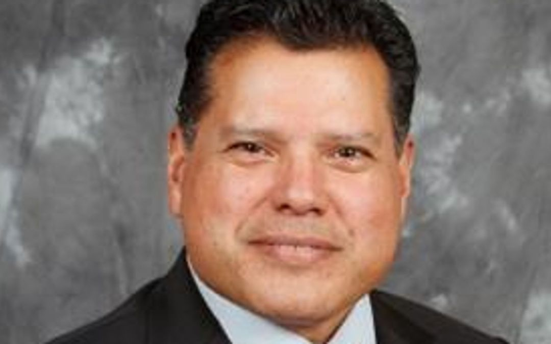Roosevelt School District Superintendent Dino Coronado placed on leave