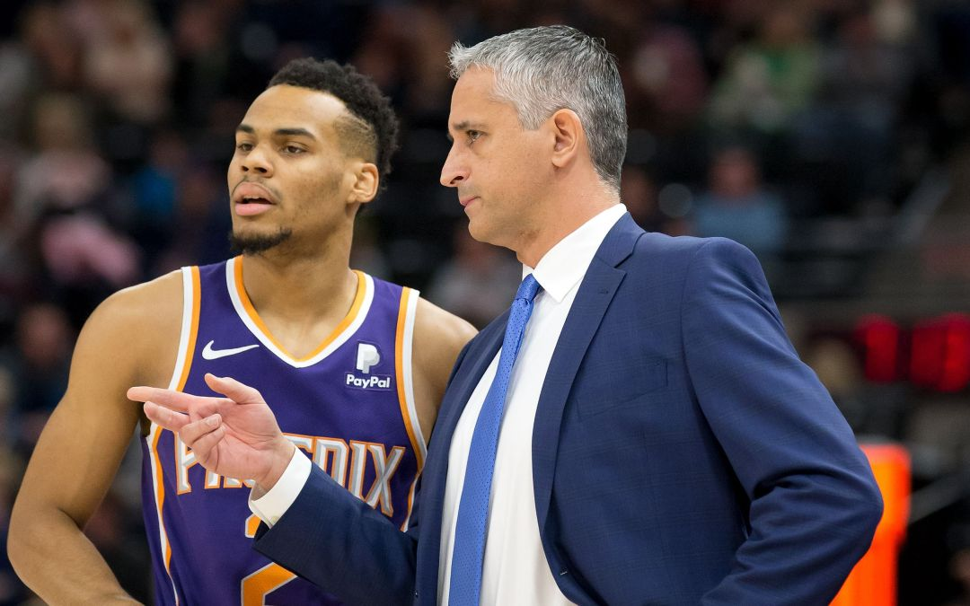 How Kokoskov problem causing 'Corsa' defense earned him an NBA job