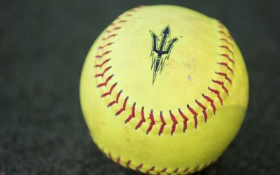 ASU softball at Mary Nutter Classic