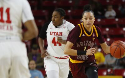 ASU women's basketball closes regular season with 4 NCAA caliber games