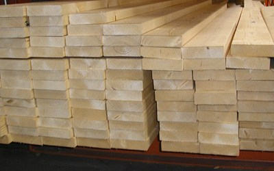 How Lumber Is Cut and Graded