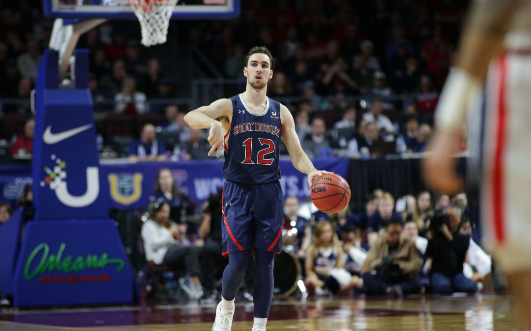 Tommy Kuhse key player for Saint Mary's basketball