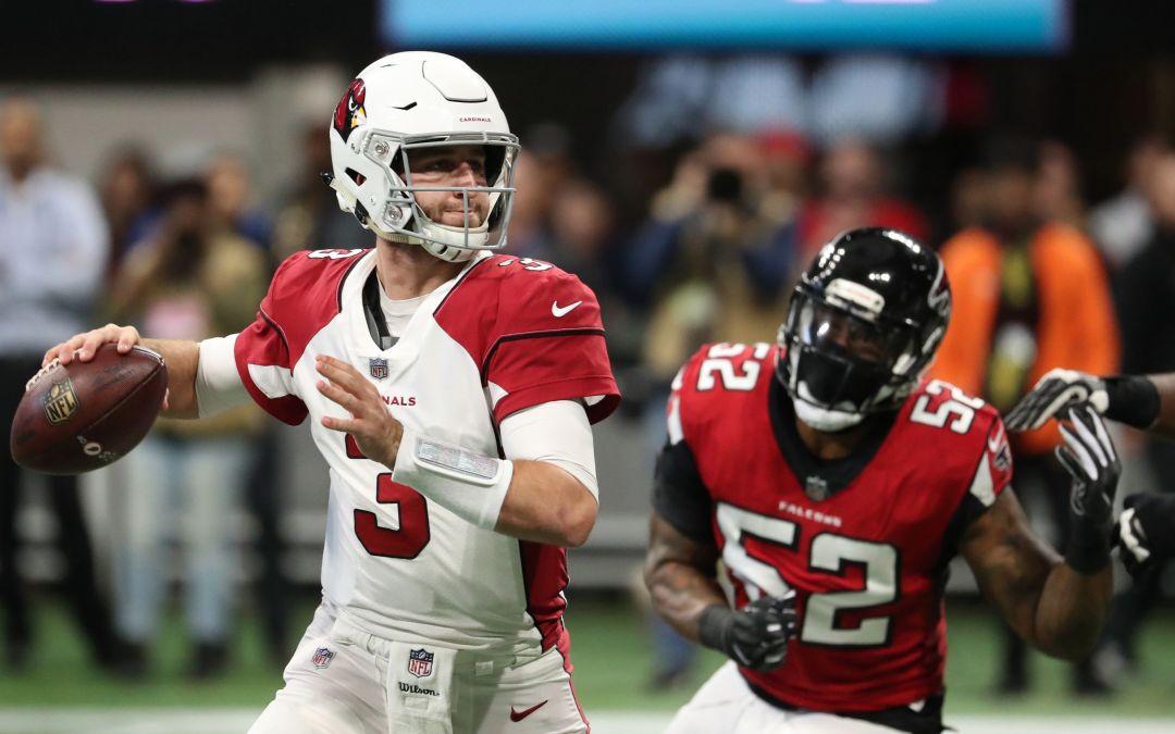 2019 NFL draft deals for Arizona Cardinals QB