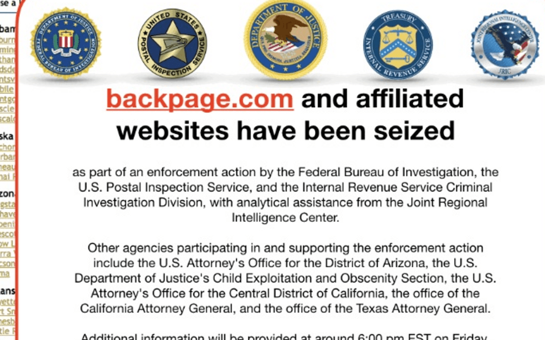 Sentencing set for Backpage com director convicted of