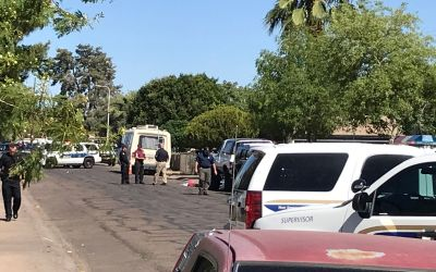 10-year-old boy dies after ATV collides with parked vehicle in Phoenix