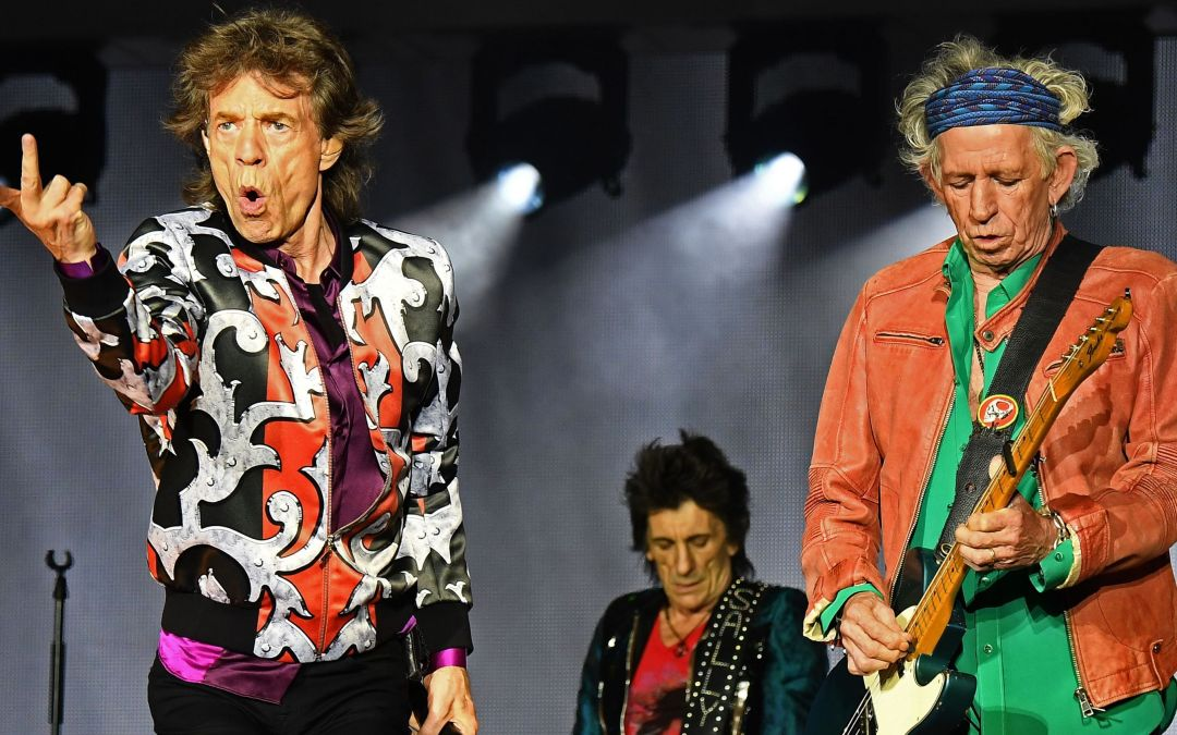 Rolling Stones announce new date at State Farm Stadium in Glendale