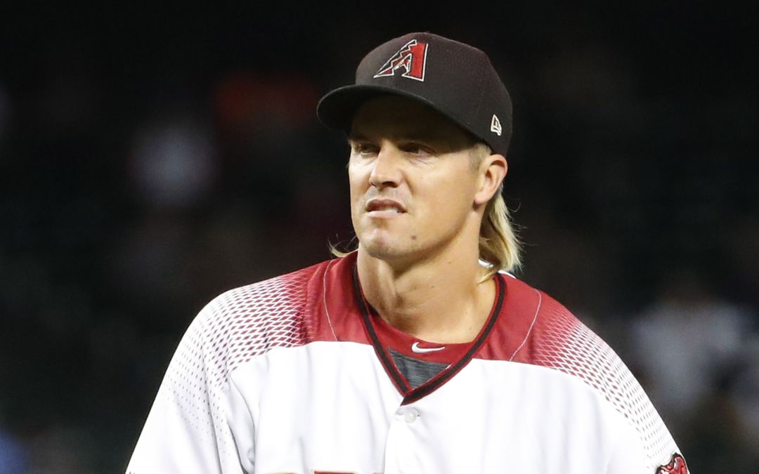 Arizona Diamondbacks crush Pirates, lose Zack Greinke to injury
