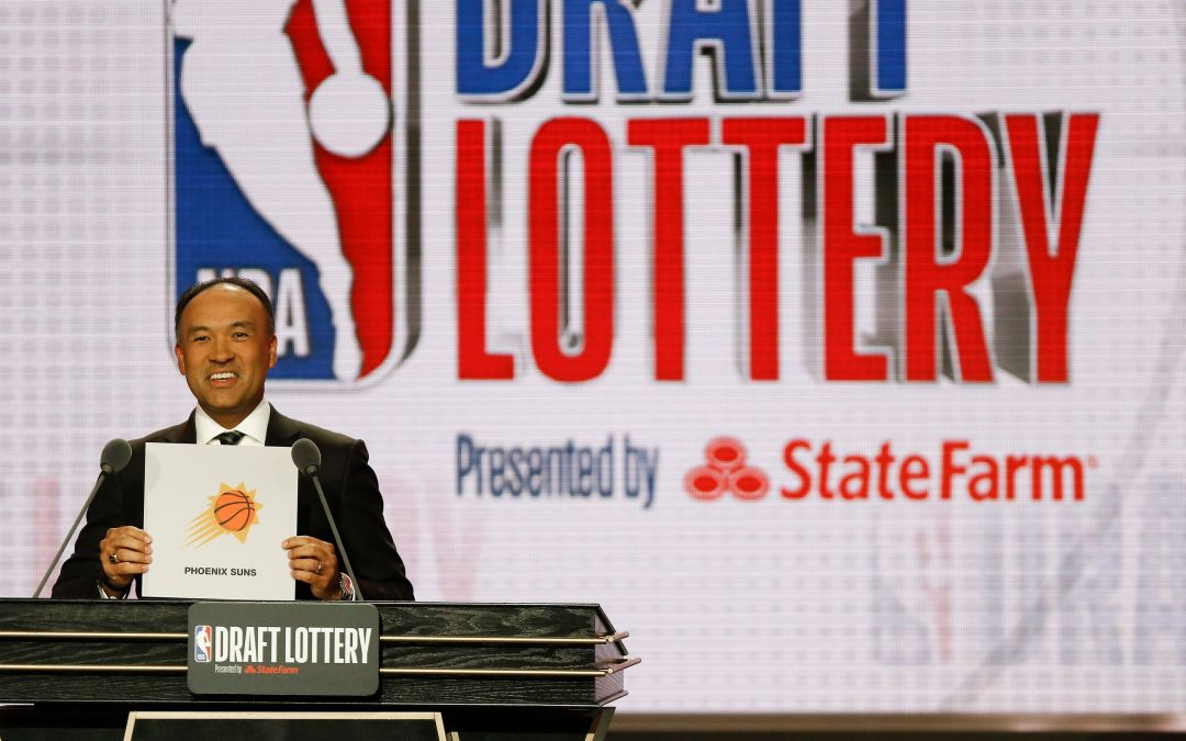 NBA draft lottery brings disappointment for Suns fans