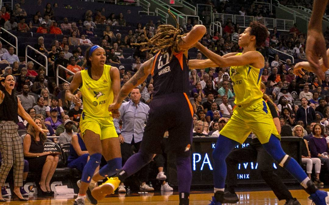 Mercury loses two of Big 3 for three games