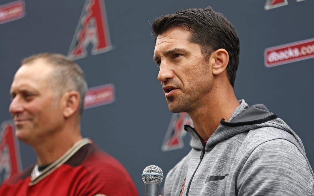 Arizona Diamondbacks sign GM Mike Hazen to contract extension