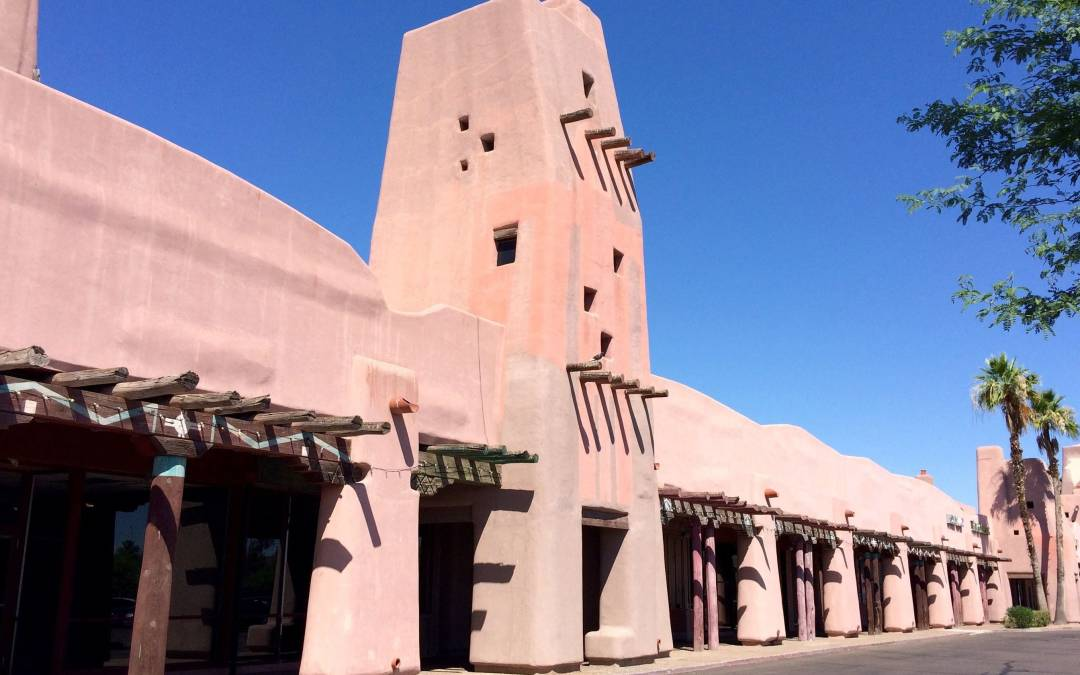 Don & Charlie's and Papago Plaza in Scottsdale are being razed