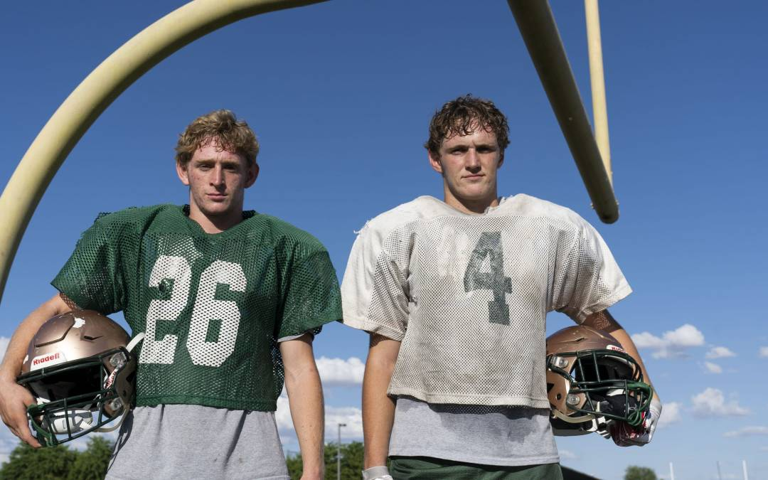 Campo Verde's Calloway brothers push each other to succeed
