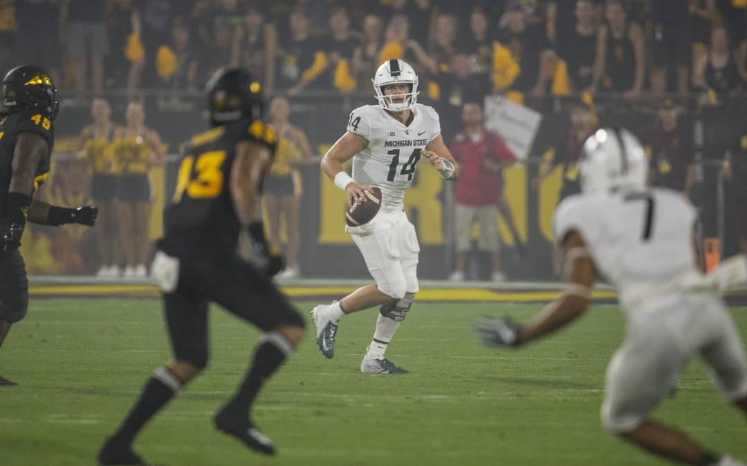 Michigan State vs. ASU Week 3 college football game picks, predictions