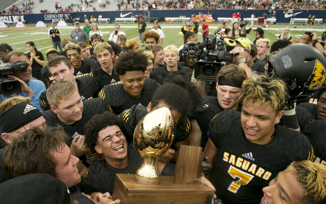 Saguaro football dynasty built with passion, commitment, loyalty