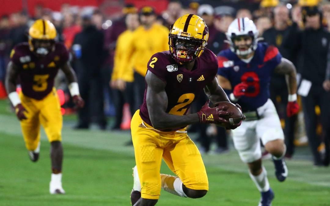 Arizona State wide receiver's stock soars