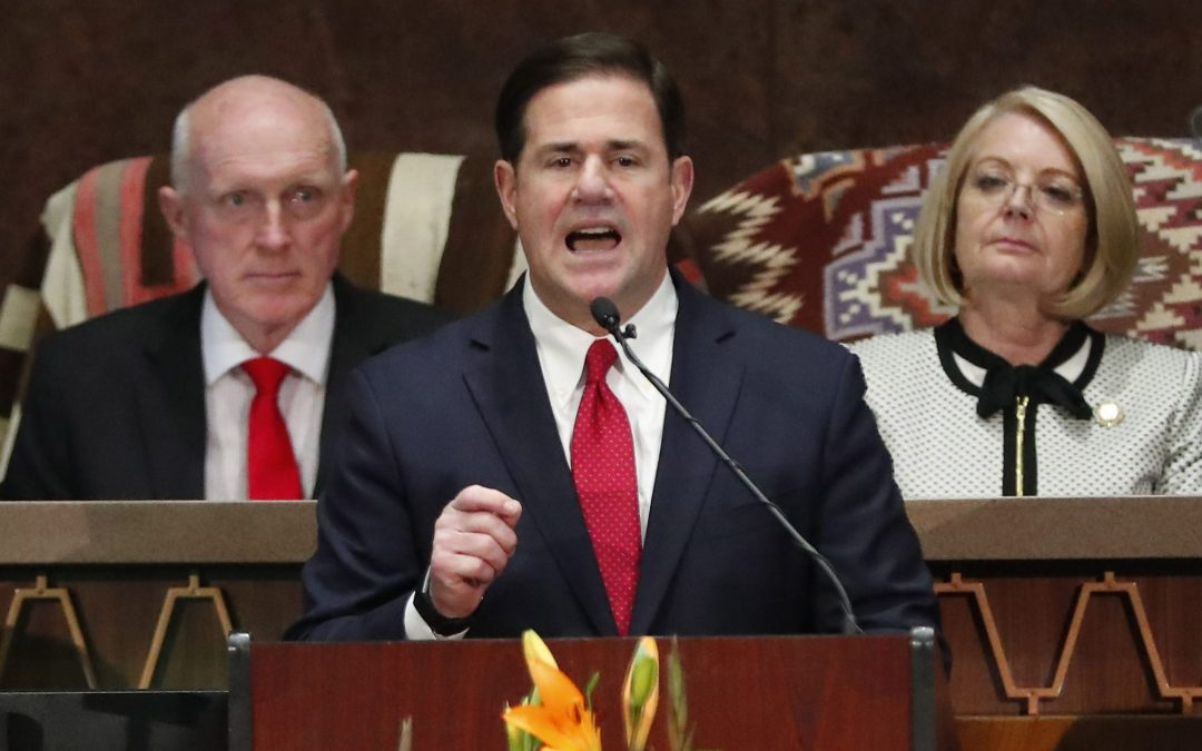 Ducey defends Arizona's record on water, says state has 'more to do'