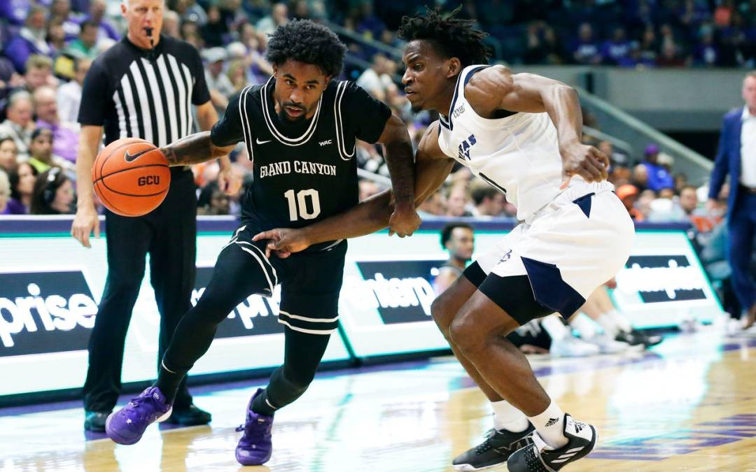 Grand Canyon basketball in 'grind' mode as it gets closer to finish
