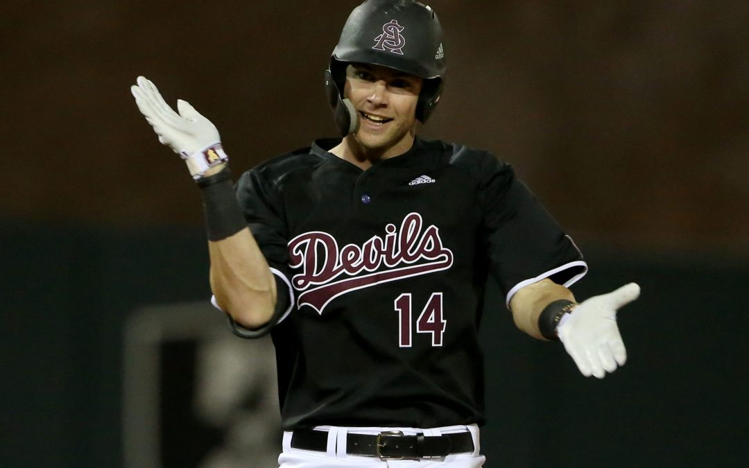 No. 3 ASU baseball opens with win over Villanova