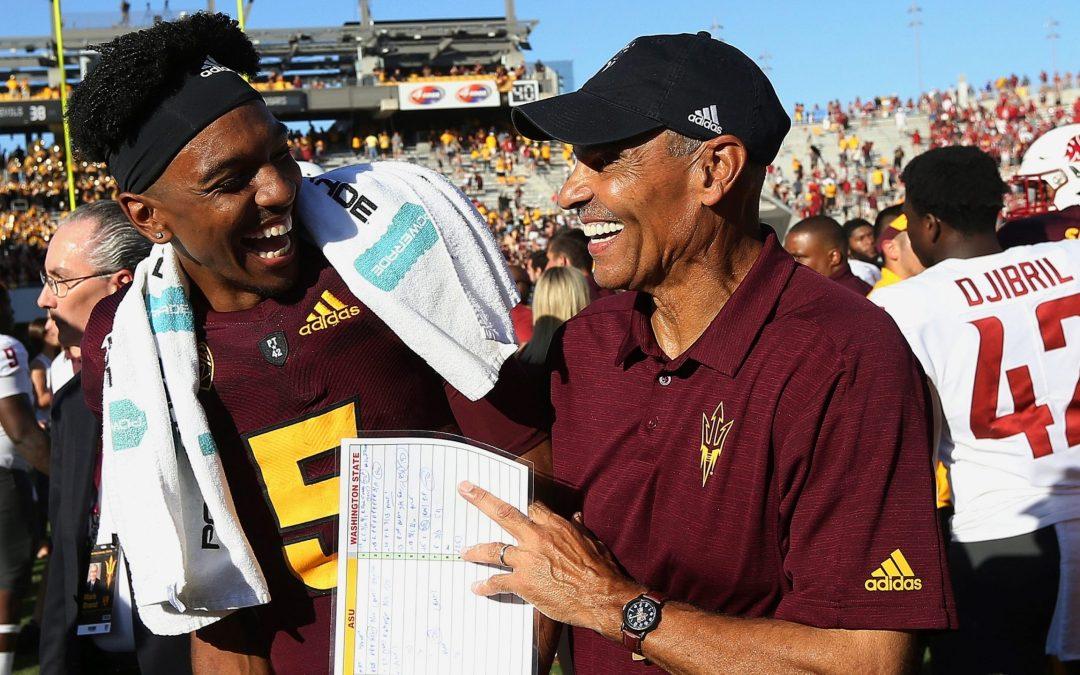 Should Arizona State be ranked?