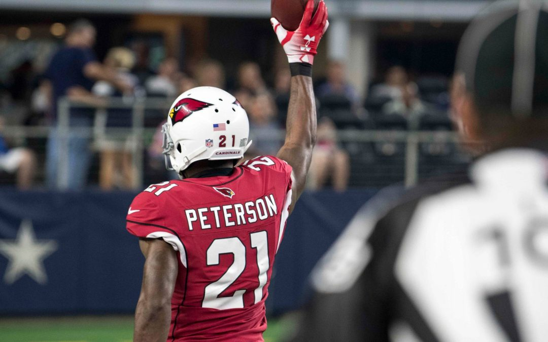 Contract or not, Patrick Peterson says 'the sky is the limit' for himself, Arizona Cardinals