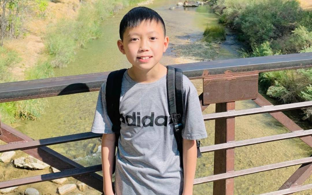 Hundreds gather to remember 11-year-old Chandler boy Ethan David Law