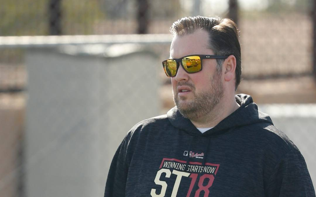 Jared Porter fired as New York Mets GM after explicit texts