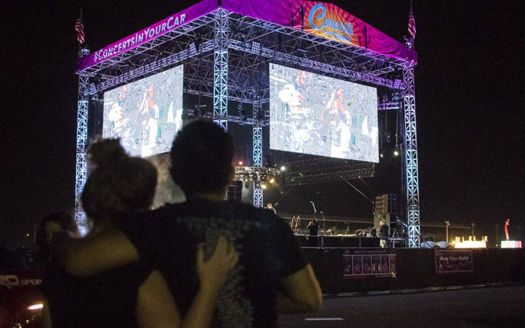 What to know about drive-in concerts at the Arizona State Fairgrounds
