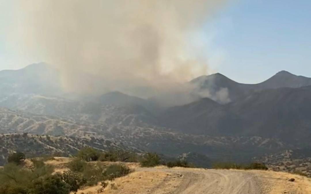 Cooler nighttime temperatures help firefighters battling Habanero Fire near Globe
