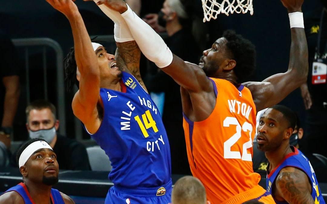Photos: Phoenix Suns vs. Denver Nuggets