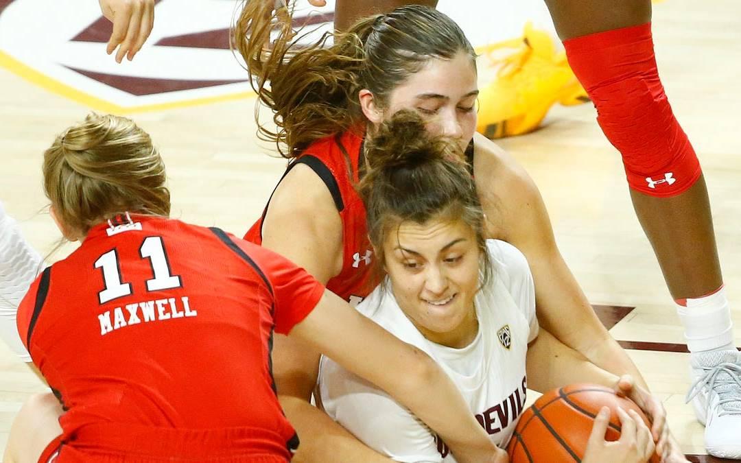 Photos: ASU women's basketball vs. Utah