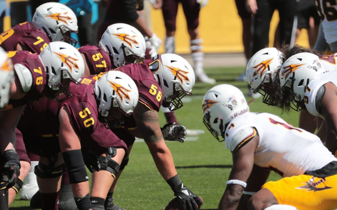 ASU football's case to win division title