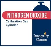 Nitrogen Dioxide (NO2) calibration gas