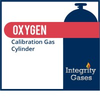 Oxygen (O2) Calibration Gas