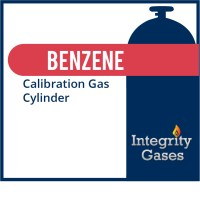 Benzene (C6H6) calibration gas