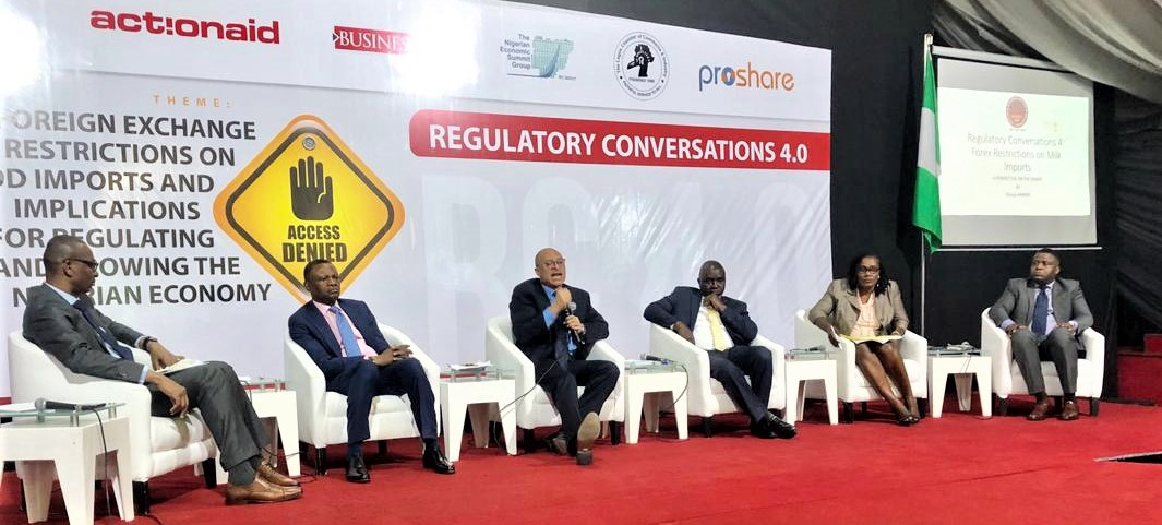 Panelists at Regulatory Conversations 4.0