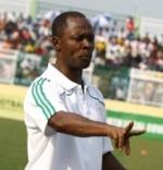 Coach Fatai Amoo
