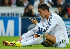 Ronaldo-pretence