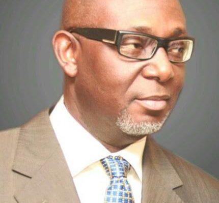 Georg Kayode Noah Former LASSAA Boss