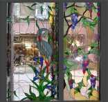 2-60 Dwa przeszklenia okienne