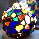 3-20 Kula z bryłek szklanych